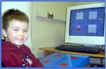 Child computer task study example.