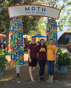 Math on a Stick at 2018 Minnesota State Fair