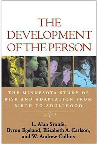 Bookcover for The Development of the Person