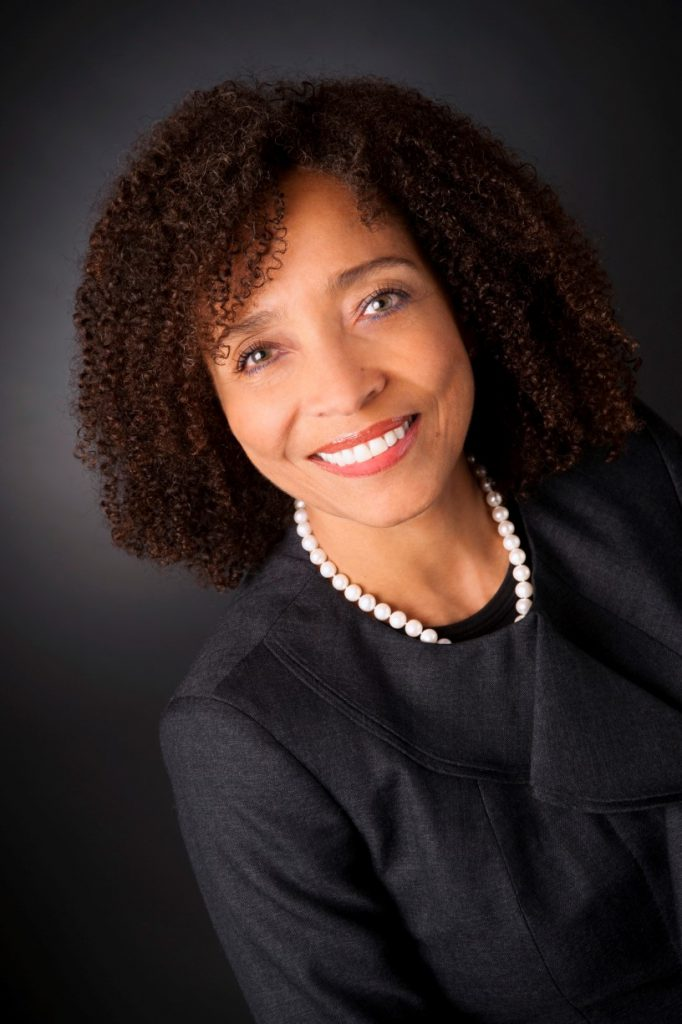 Yvette Jackson portrait