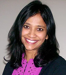 Seema Pothini portrait